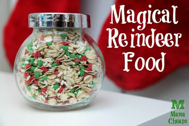 Magical reindeer food recipe free printable poem tag mama cheaps magical reindeer food recipe free printable poem tag forumfinder Gallery