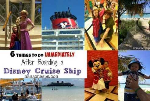 disney cruise vacation