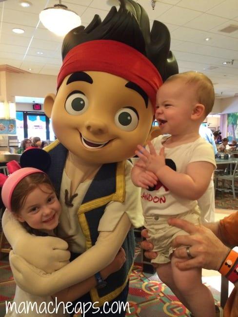 lily landon jake pirates disney junior hollywood studios disney