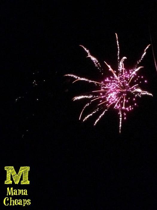 disney cruise fireworks