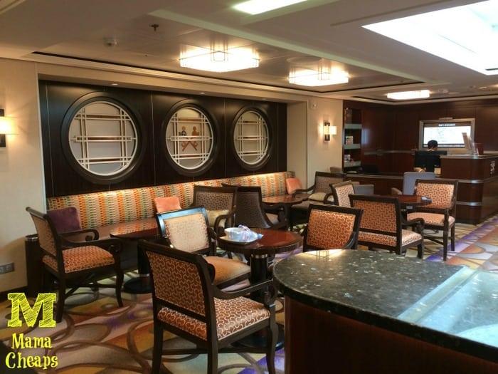 disney dream cruise concierge lounge