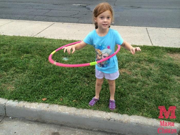 hula hoop road trip