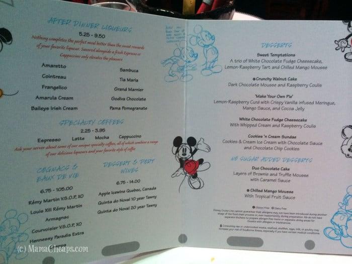 animators palate dessert menu