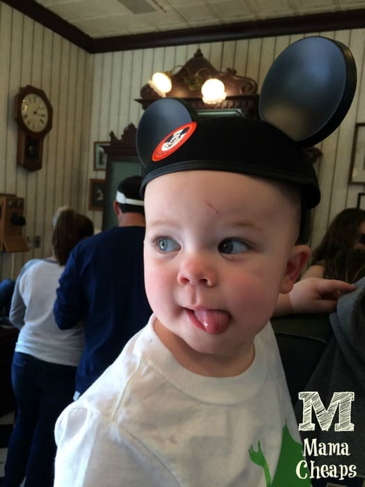 Landon Mickey Ears