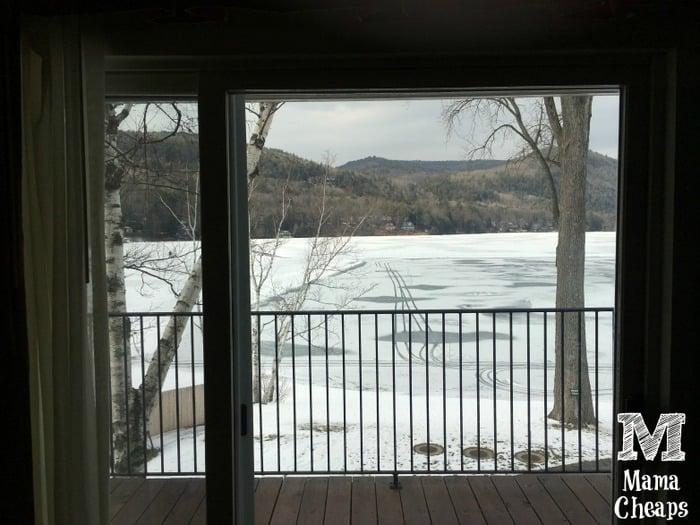 Lake Morey Resort Lakeview Room