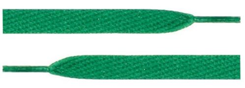 Green Shoelaces