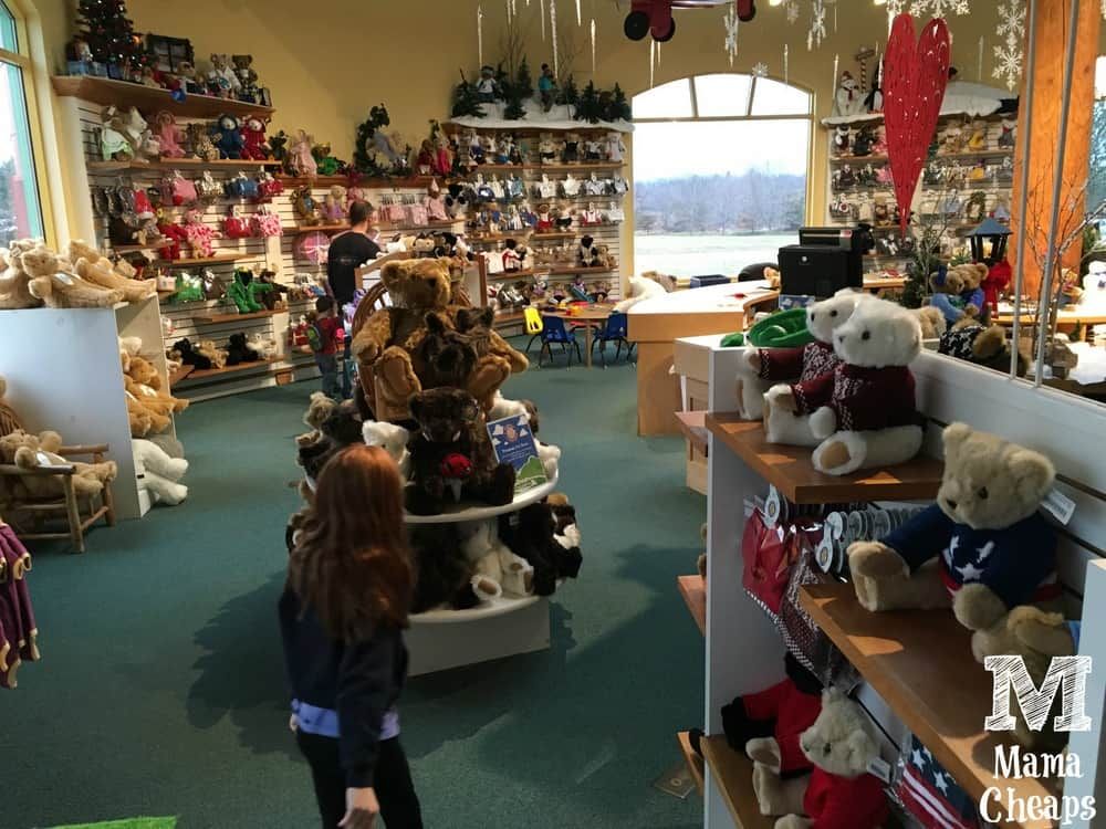 Vermont Teddy Bear Factory Tour Review