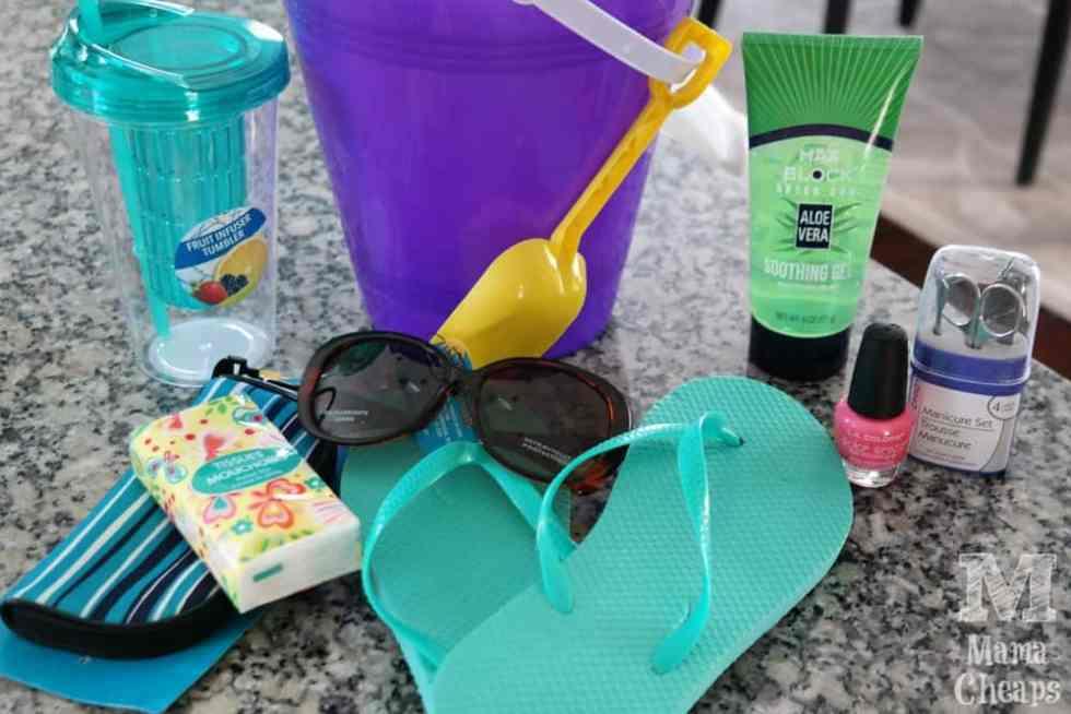 Bucket of Fun Teacher Gift Supplies