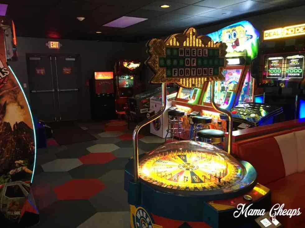 Rocking Horse Ranch Arcade