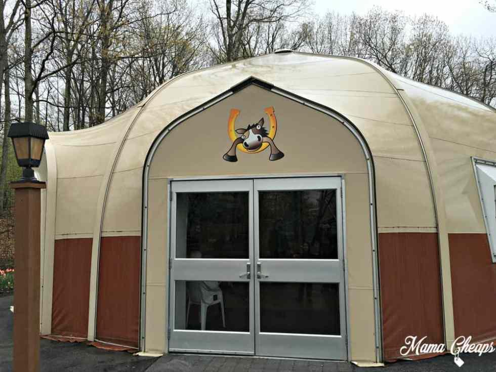 Rocking Horse Ranch Fun Barn
