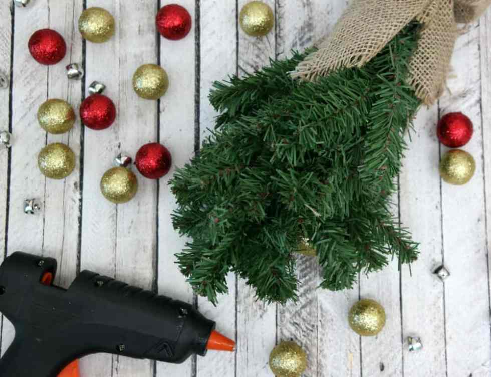 DIY Christmas Tree Materials