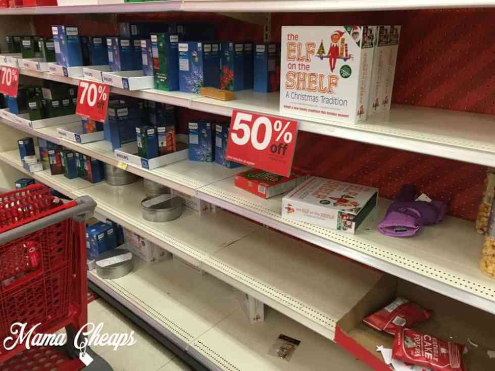Elf Target Clearance