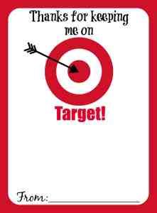 Target Gift Card Holder