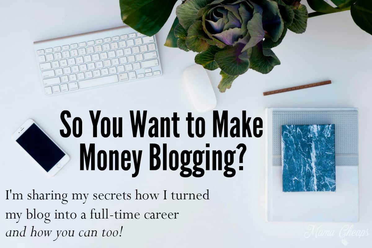 So You Want To Make Money Blogging It S Possible Here S How