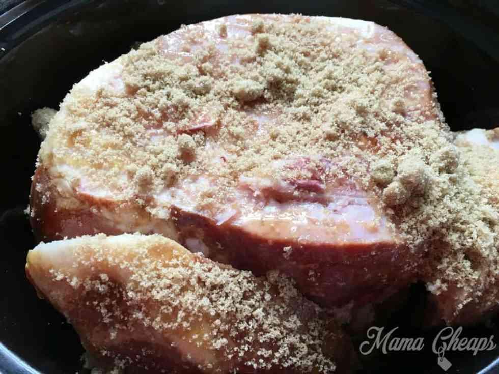 Sugar Honey Ham