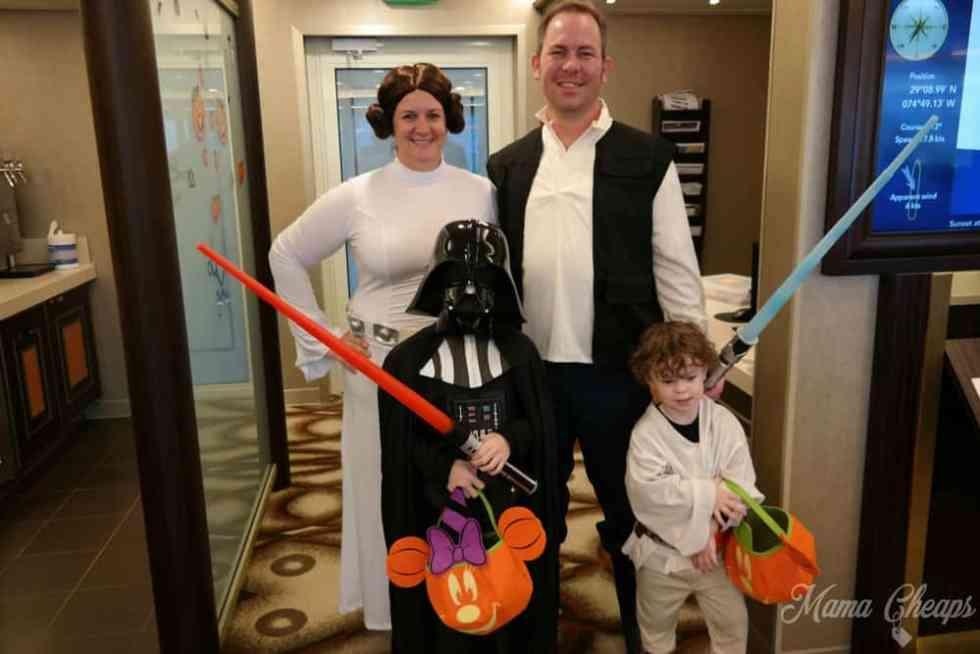 Star Wars Disney Cruise