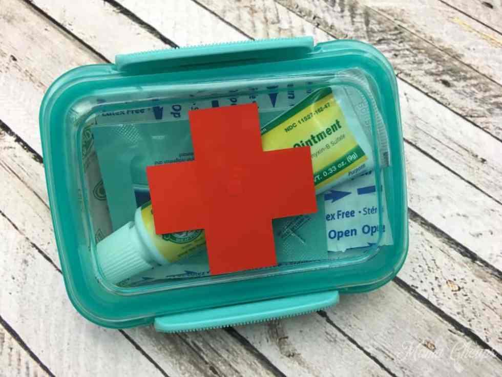 Mini First Aid Kit DIY