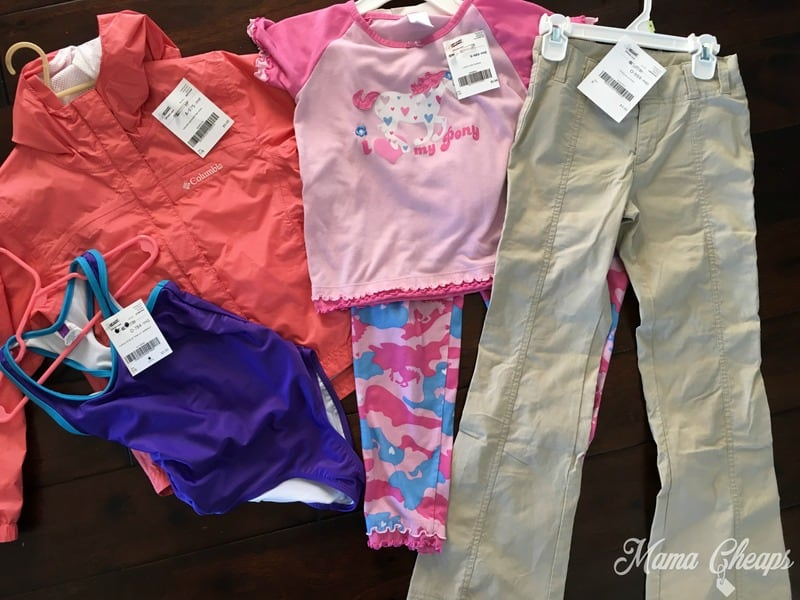 JBF Haul Girl Clothes