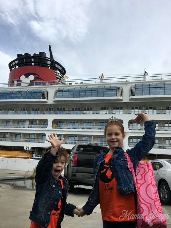 Disney Halloween Cruise Review Magic Night Bahamas From NYC - Cruise ships from nyc