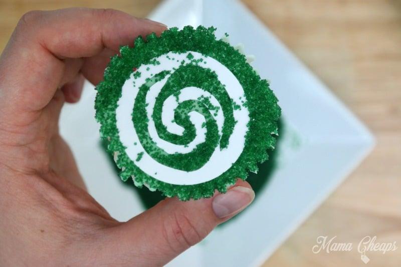 Sprinkles on Cupcake