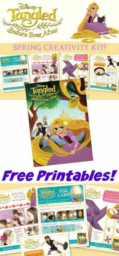 Tangled Before Ever After Kit