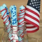 flag chocolates