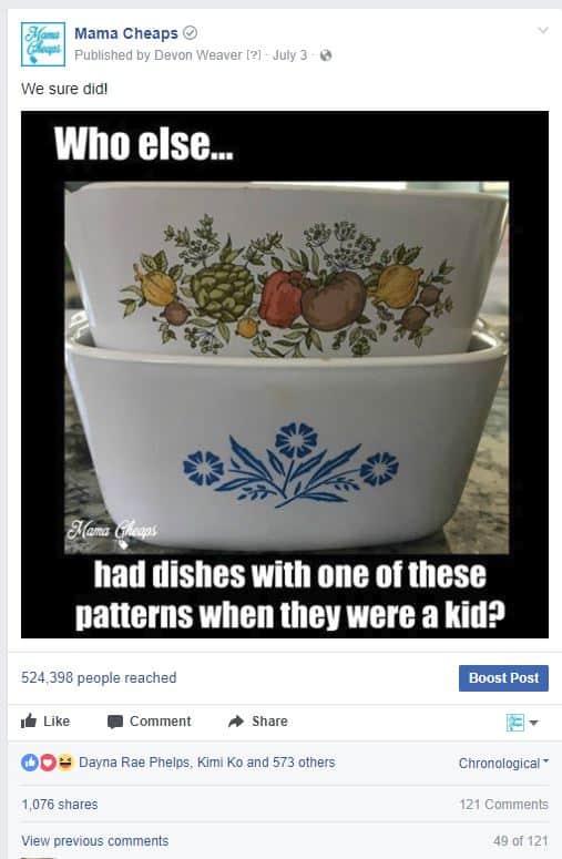 Dishes Meme