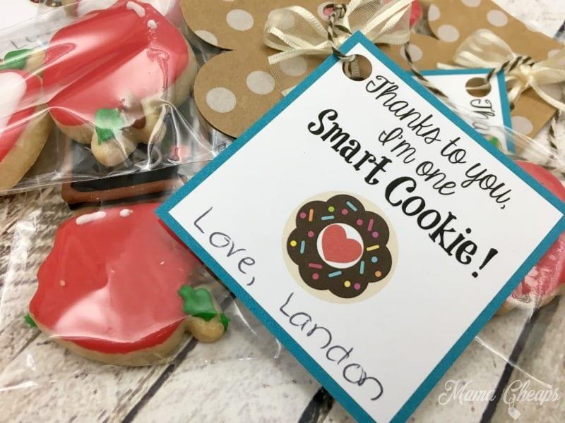 Smart Cookie Teacher Gift