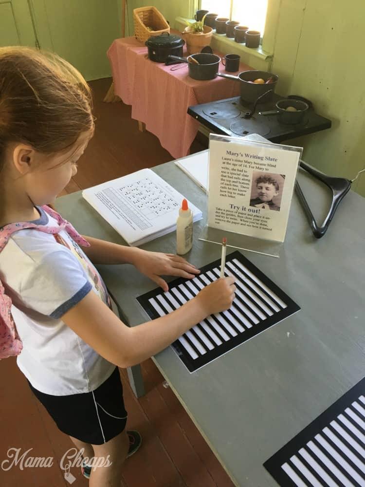 Braille Practice