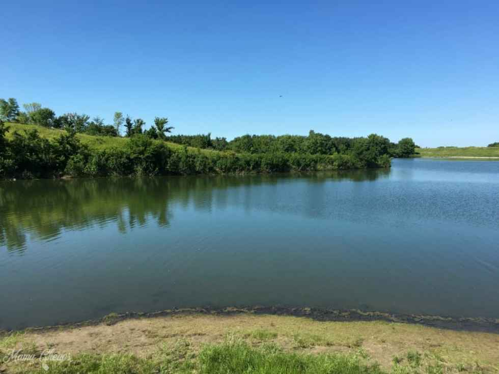 Walnut Grove Lake Laura