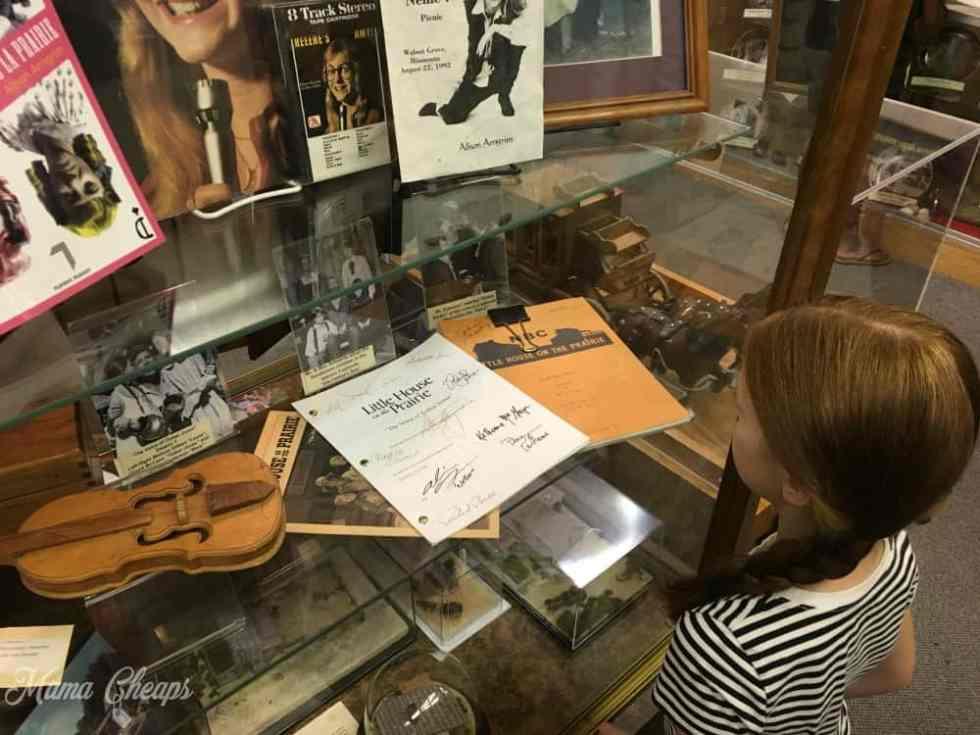 Walnut Grove Museum