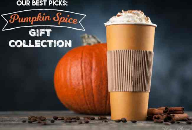 Great Gifts for People Who Love Pumpkin Spice