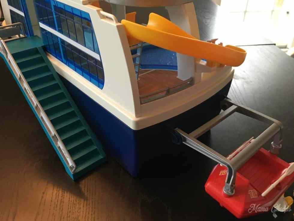 Playmobil Cruise Ship Back