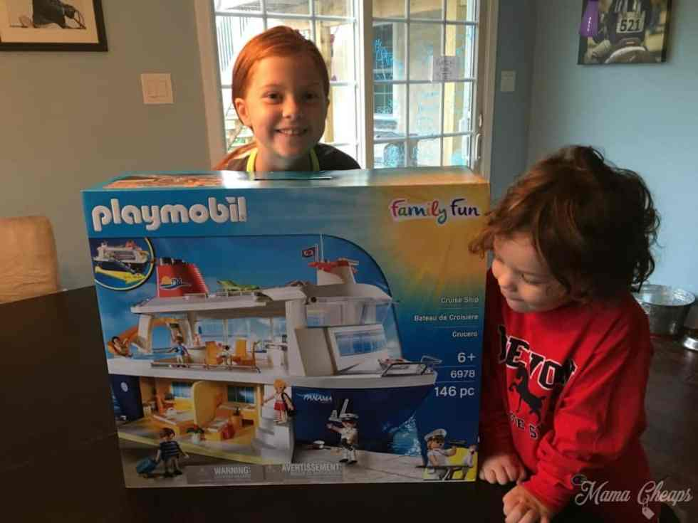PLAYMOBIL Cruise Ship Toy Review
