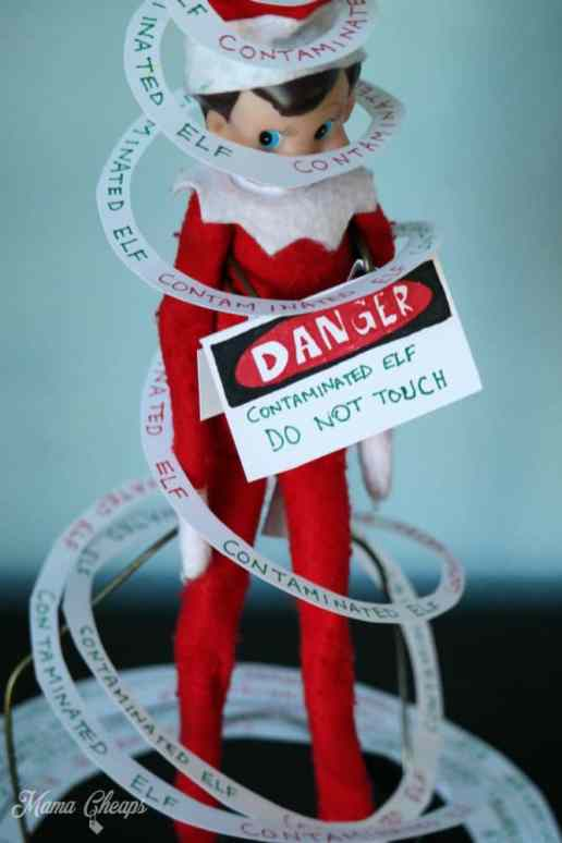 Quarantined Elf