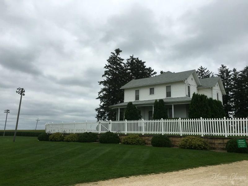 Field of Dreams Farmhouse