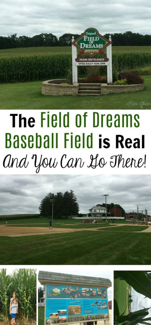 The Field of Dreams Baseball Field is Real And You Can Go There