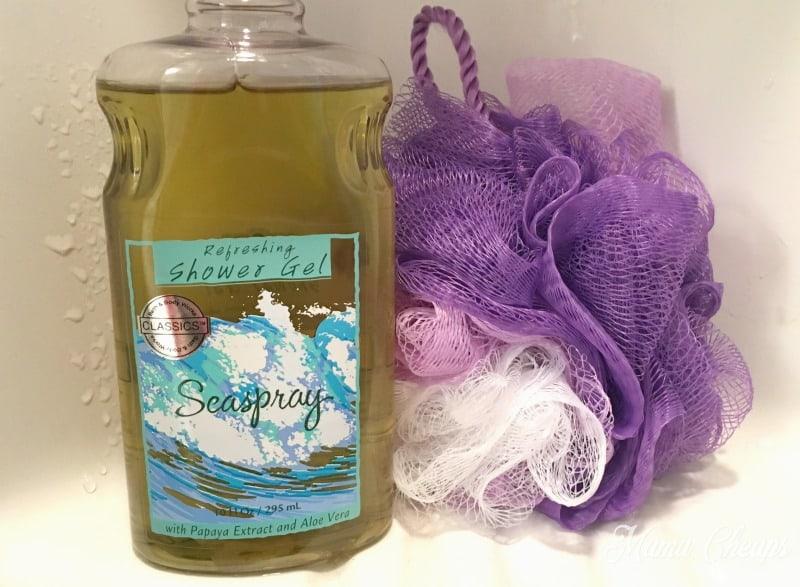 Bath and Body Works Seaspray Shower Gel