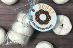 Donut Valentine Idea