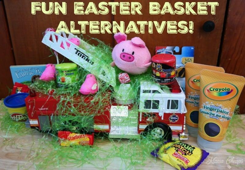 Fun Easter Basket Alternatives