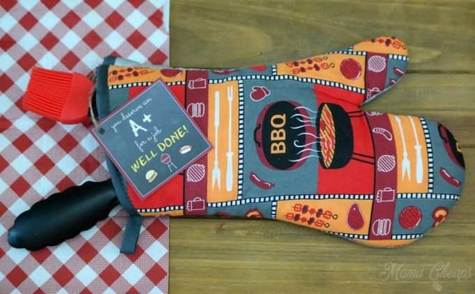 BBQ Themed Teacher Gift