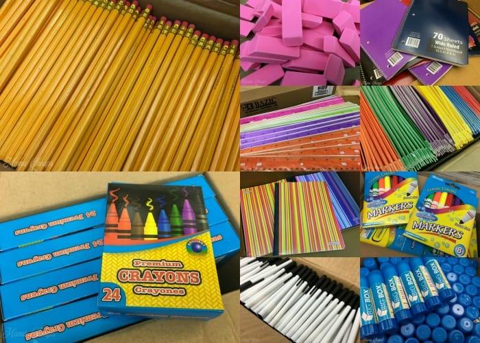 DollarDays School Supplies