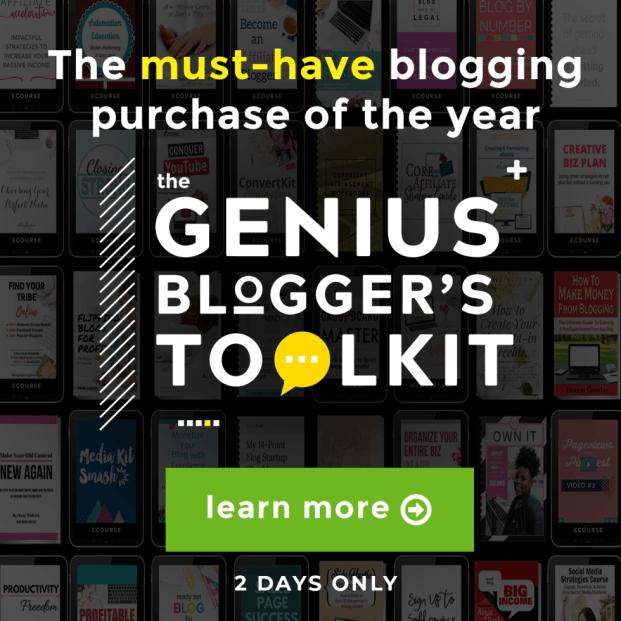 bloggers toolkit