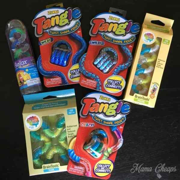 Tangle Toys Zuru