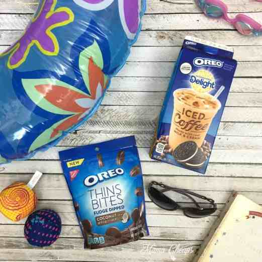 OREO Thins Iced Coffee