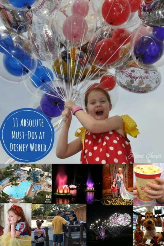 Absolute Do Not Miss Disney World Fun