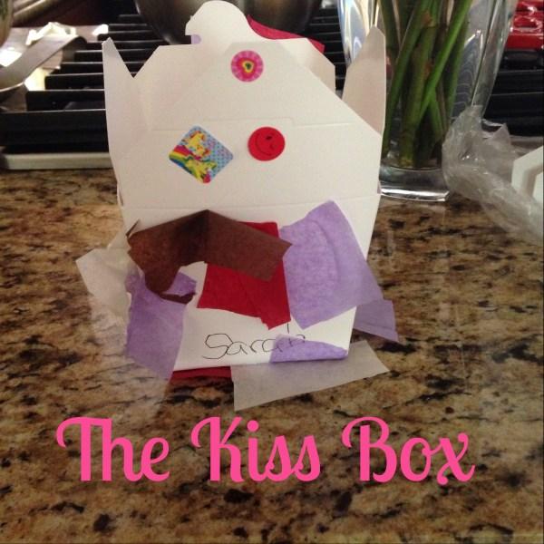 Mama Chit Chat: The Kiss Box