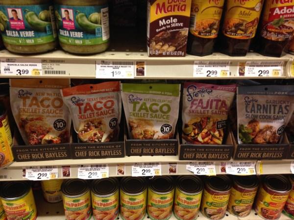 Frontera Taco Sauce