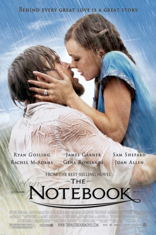Keyart for The Notebook.