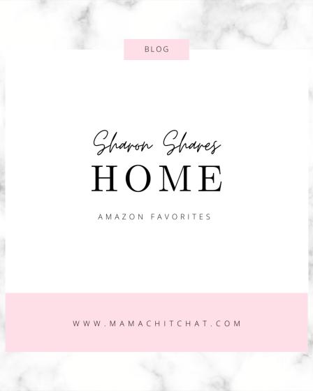Sharon Shares - Home